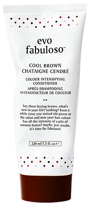 Fabuloso Color Intensifying Conditioner - Cool Brown