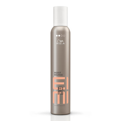 Wella EIMI Boost Bounce Mousse Curly Hair