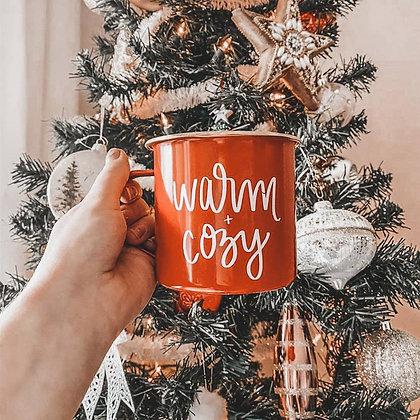Warm & Cozy Campfire Coffee Mug by Sweet Water Decor®