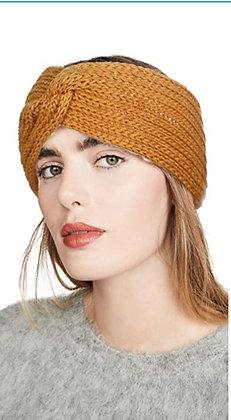 Knit Twist Winter Headband