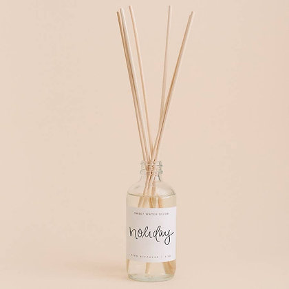 Holiday Reed Diffuser by Sweet Water Decor®