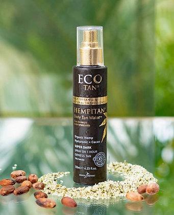 ECOTAN HEMPITAN™️ Body Tan Water™ – organic hemp tanning water
