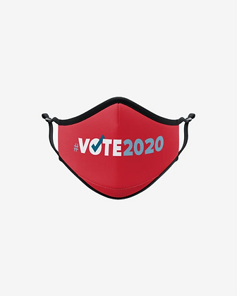 Vote 2020 Face Mask