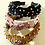 Thumbnail: Faux Pearl Velvet Headband