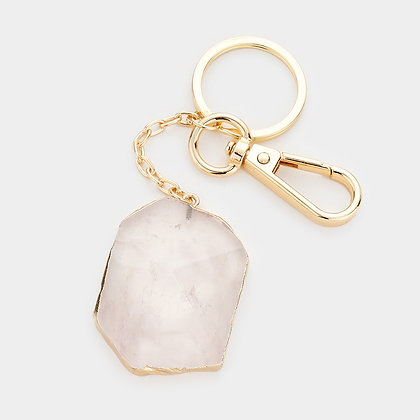 Gemstone Key Chain