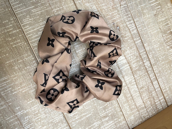 Women's Designer Inspired Scrunchie