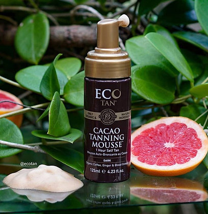 ECOTAN Cacao Tanning Firming Mousse