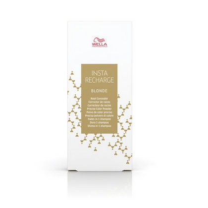 Wella Insta Recharge Powder Root Concealer - Blonde