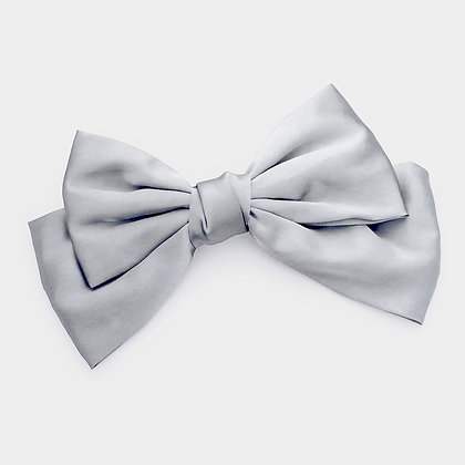 OVER SIZED BOW BARRETTE