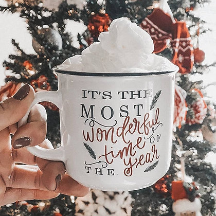 It's The Most Wonderful Campfire Coffee Mug by Sweet Water Decor®