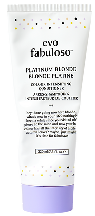 Fabuloso Color Intensifying Conditioner - Platinum