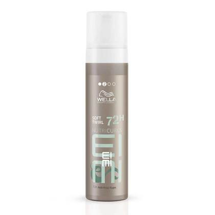Wella EIMI Nutricurls Soft Twirl 72h Anti-Frizz Foam
