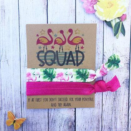 Squad Hair Tie Set - Wishlets