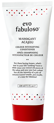 Fabuloso Color Intensifying Conditioner -Mahogany