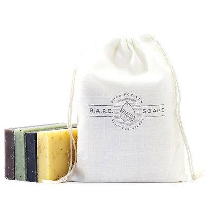Baresoaps Sampler Pack