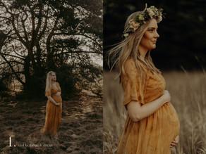 Gravidklänningar till din fotografering
