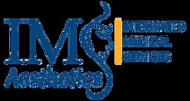IMS Logo AESTHETICS_transparent.tif