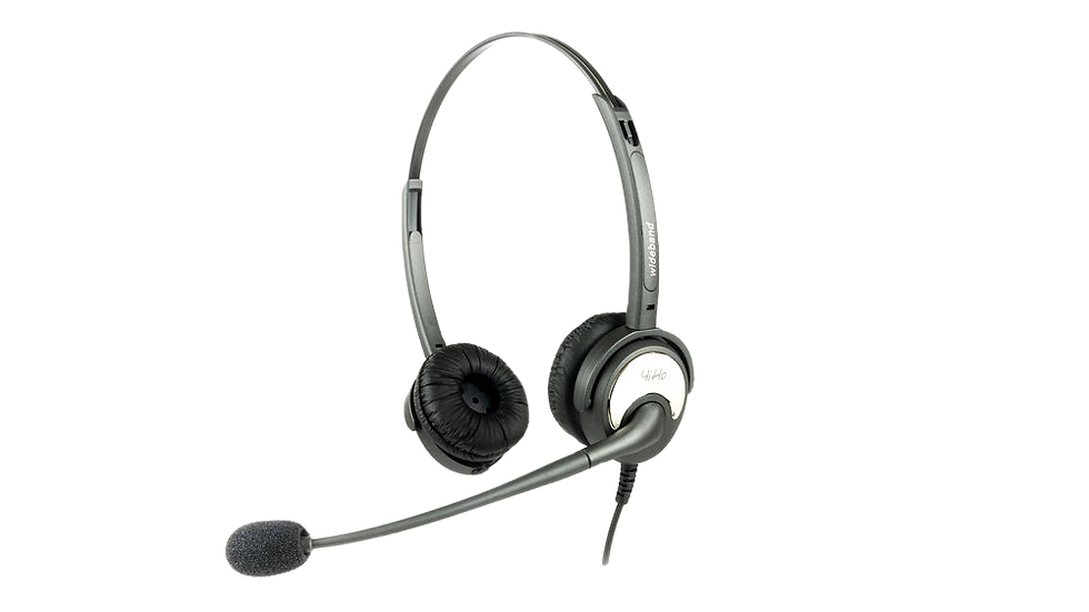HiHo 200P Binaural Noise Cancelling with QD