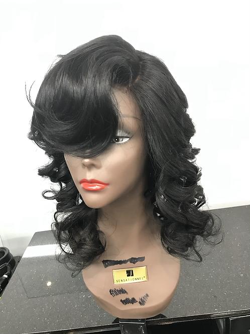 5x5 lace closure wig