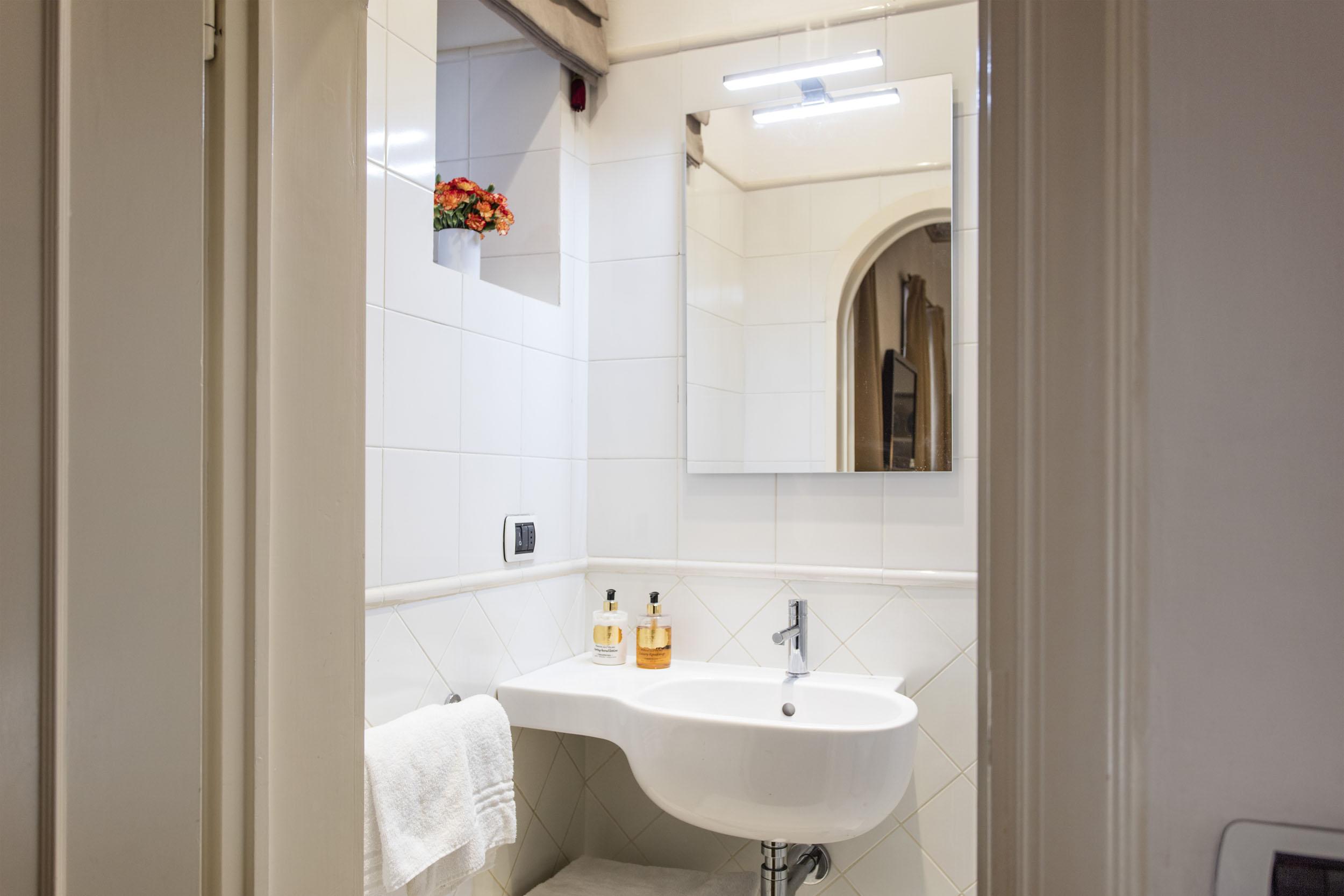 Lilla badrummet