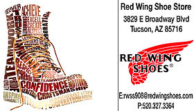 Red Wing Boots Tucson