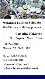 McLarnan BS