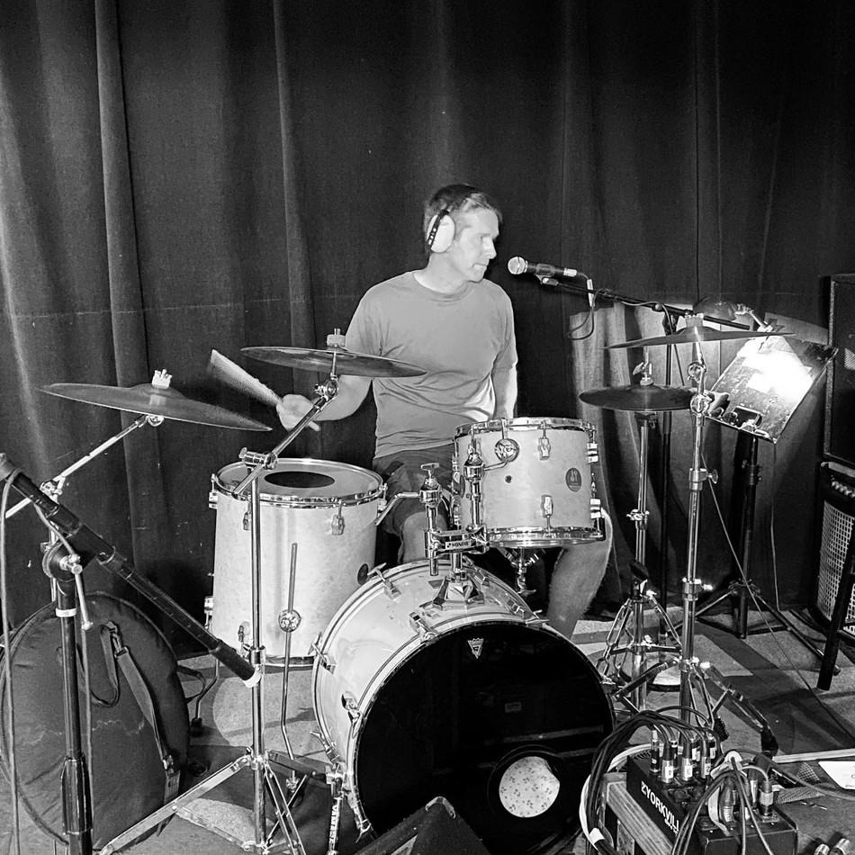 Ken at rehearsal