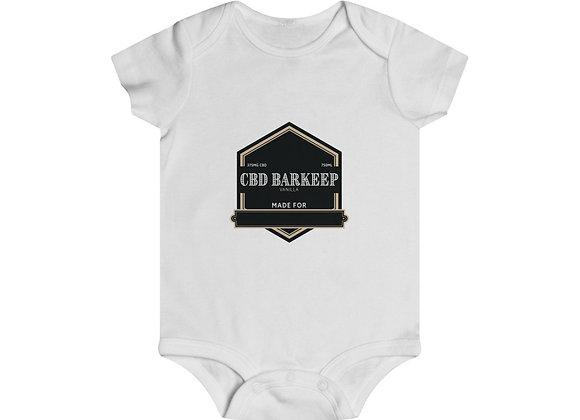 CBD Barkeep Infant Rip Snap Tee