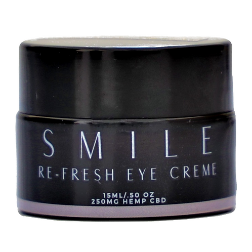 SMILE CBD RE-FRESH EYE CRÉME
