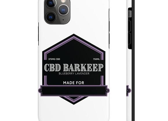 CBD Barkeep Mate Tough Phone Cases