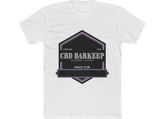 CBD Barkeep Cotton Crew Tee