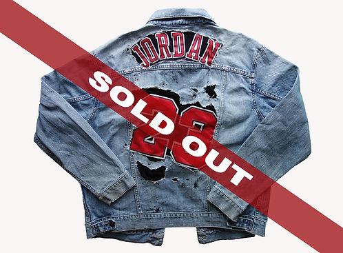 Veste jean Levi's Michael Jordan