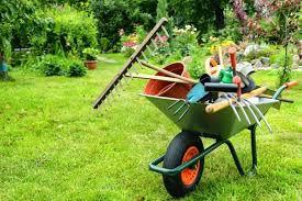 Devis pour contrat d'entretien de jardin