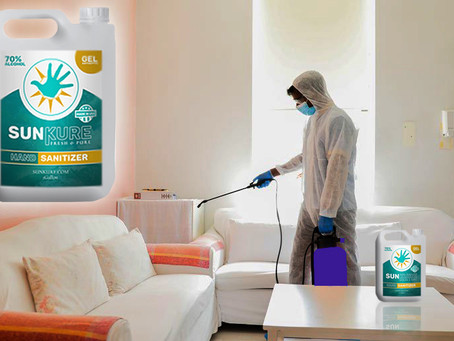 What is the use of buying sanitizers in bulk?