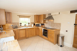 country kitchen holiday cottage self catering wales