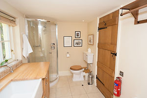 Laundry and Shower room