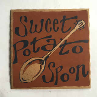 Sweet Potato Spoon: Sweet Potato Spoon