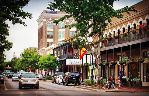 Downtown-Pensacola-Florida