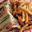 Club sandwich pour deux