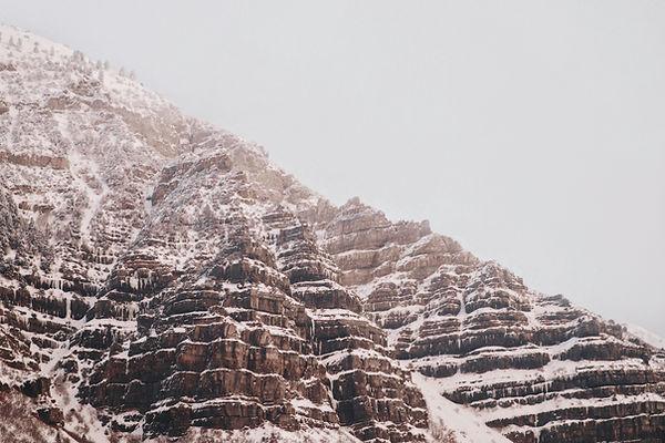 Icy Montagne