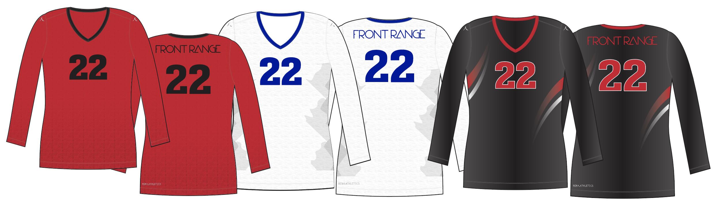 Front Range Custom Uniforms