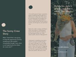 The Sunny Crew Story