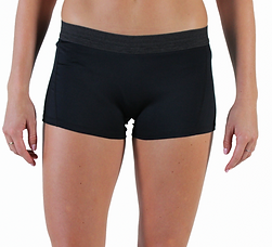 Hayley Seamless Spandex Full Frontal Fin