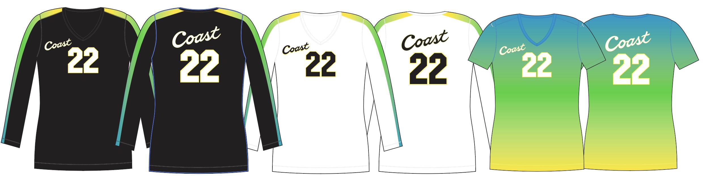 Coast Custom Uniforms