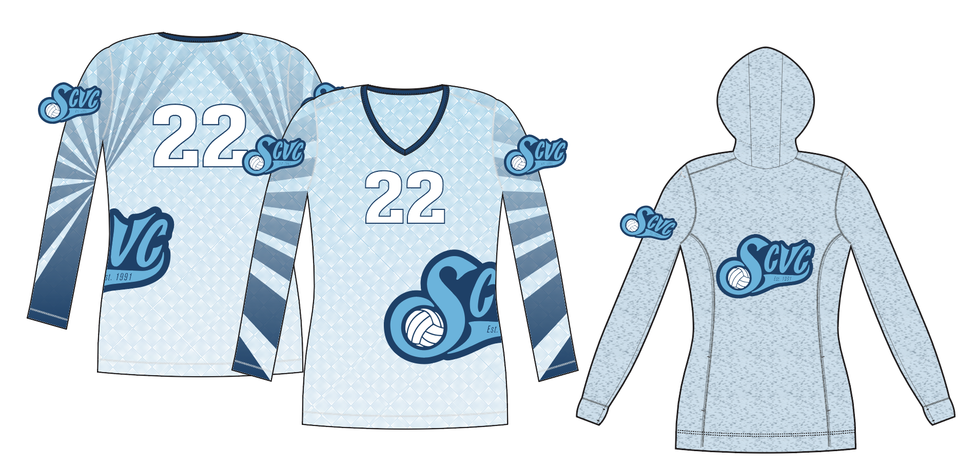 SCVC Custom Uniform and Jacket
