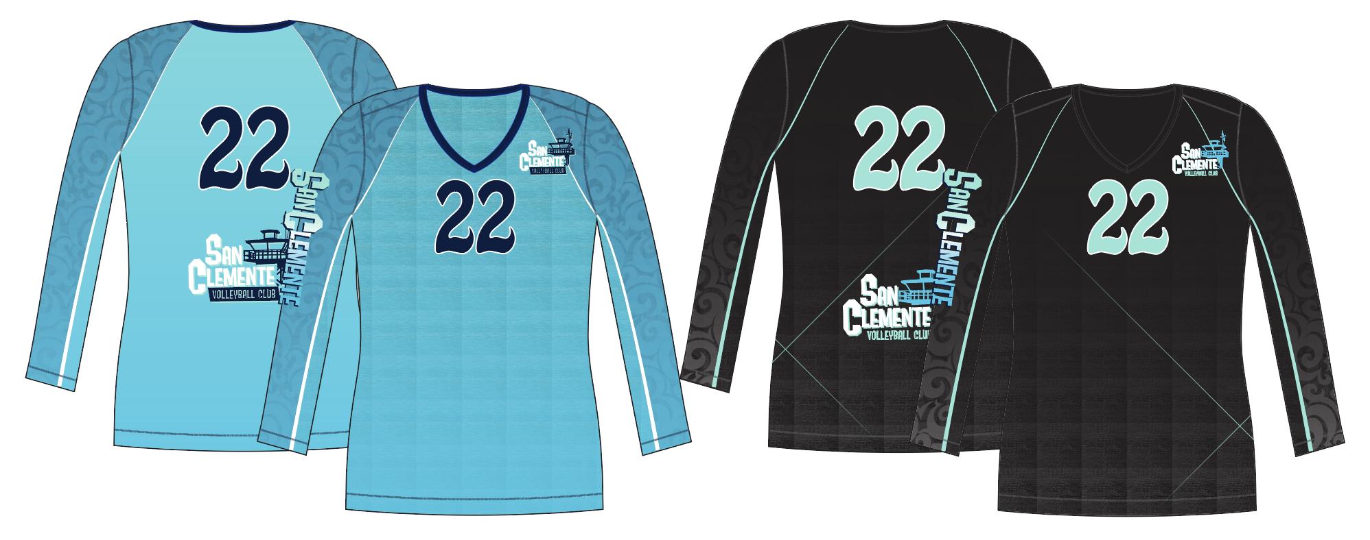 San Clemente Custom Uniforms