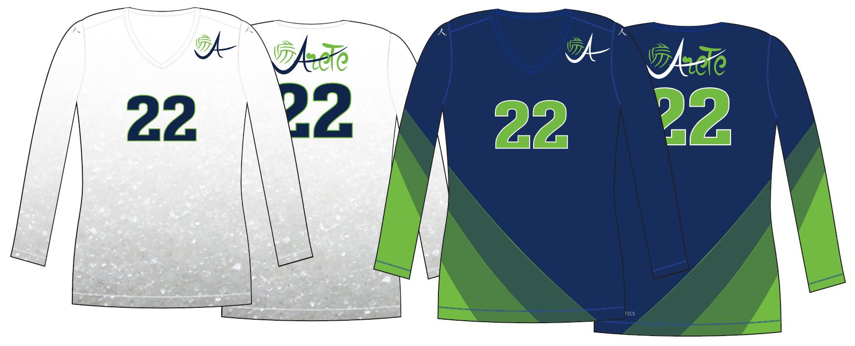 ARETE Athletics Custom Uniforms