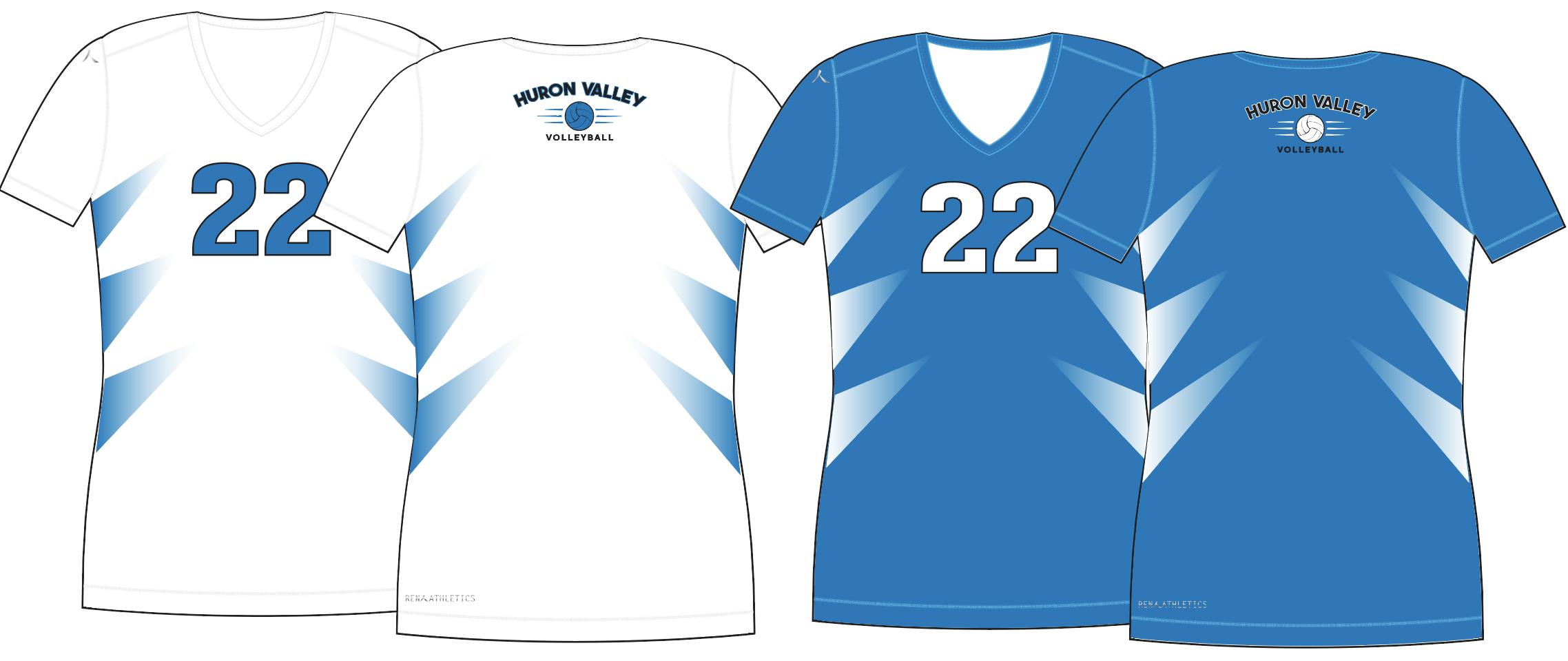 HVVC Custom Uniforms