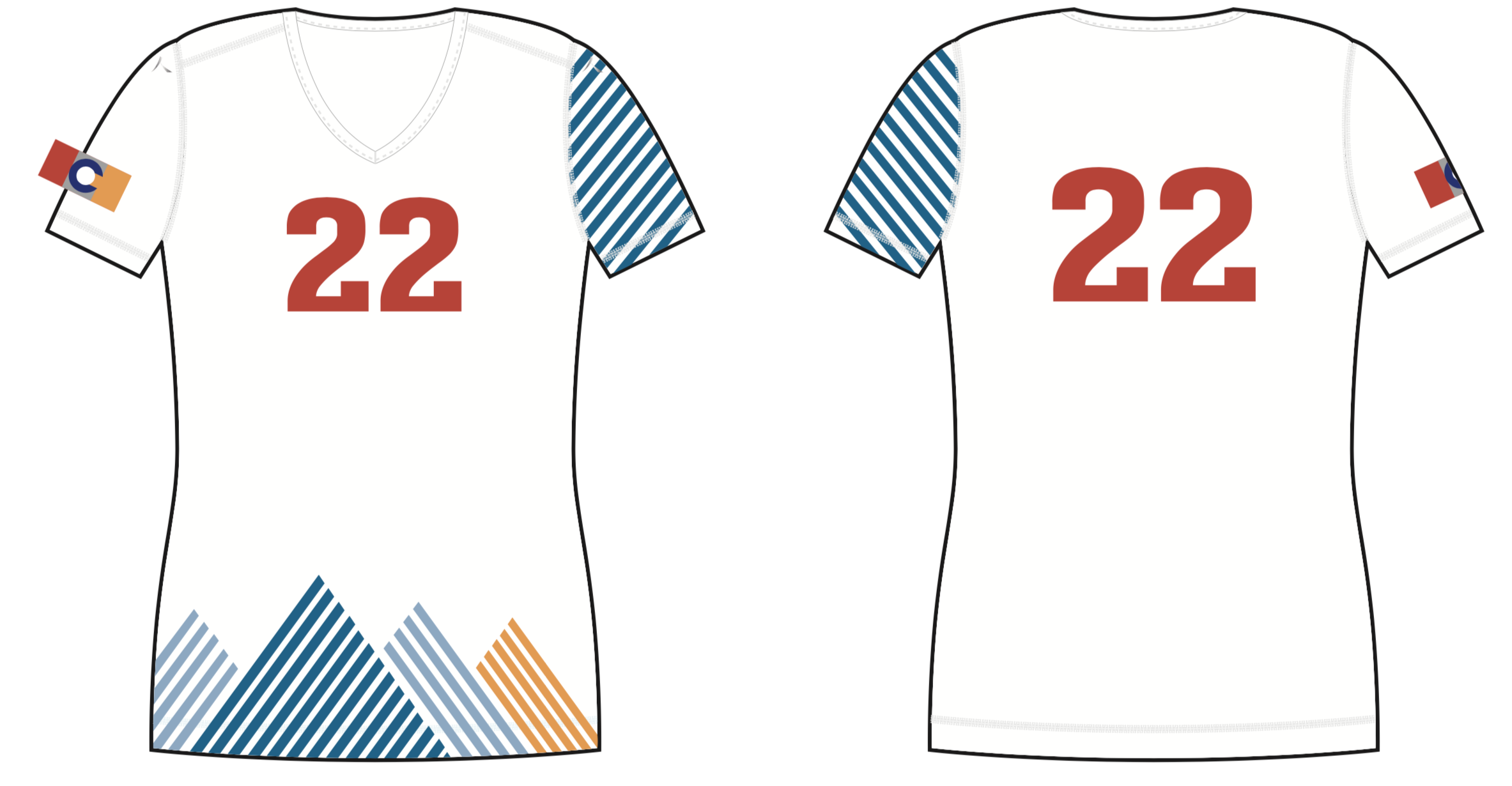 Coalition Sublimated Custom Concept