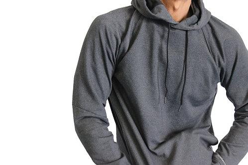 Dark Grey Unisex Sweatshirt